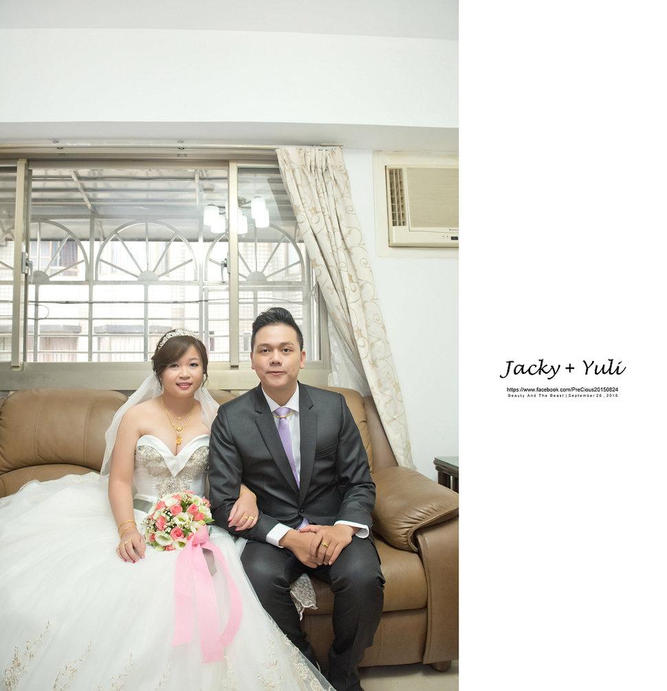 最真實的歡笑與淚水 [Jacky & Yuli 新莊新農園會館](編號:427909) - PreCious波克婚禮攝影工作室 - 結婚吧