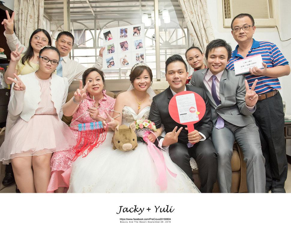 最真實的歡笑與淚水 [Jacky & Yuli 新莊新農園會館](編號:427910) - PreCious波克婚禮攝影工作室 - 結婚吧