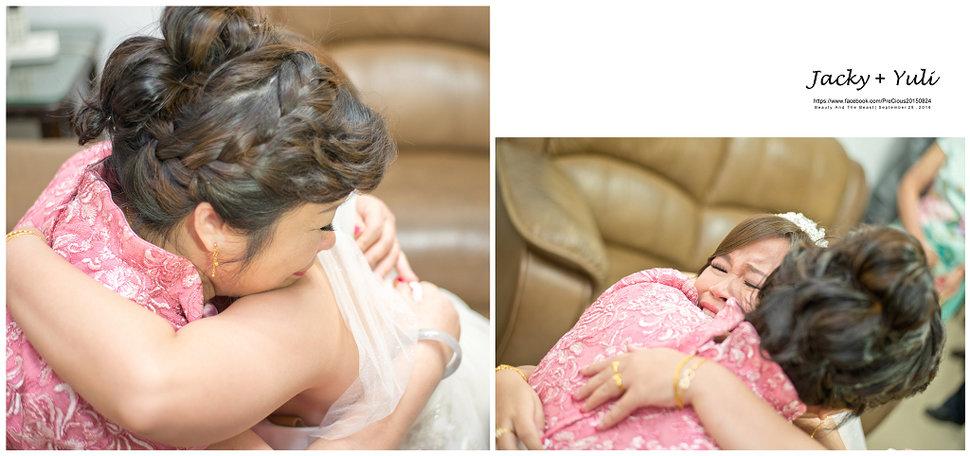 最真實的歡笑與淚水 [Jacky & Yuli 新莊新農園會館](編號:427913) - PreCious波克婚禮攝影工作室 - 結婚吧