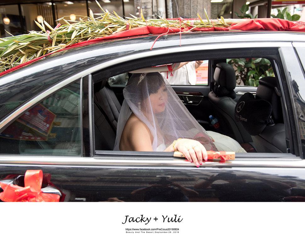 最真實的歡笑與淚水 [Jacky & Yuli 新莊新農園會館](編號:427917) - PreCious波克婚禮攝影工作室 - 結婚吧