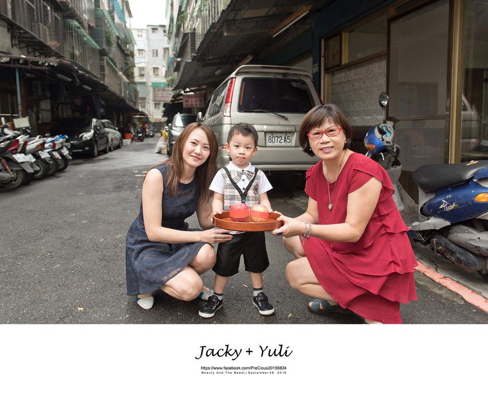 最真實的歡笑與淚水 [Jacky & Yuli 新莊新農園會館](編號:427921) - PreCious波克婚禮攝影工作室 - 結婚吧