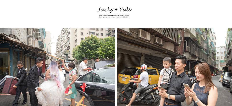 最真實的歡笑與淚水 [Jacky & Yuli 新莊新農園會館](編號:427922) - PreCious波克婚禮攝影工作室 - 結婚吧