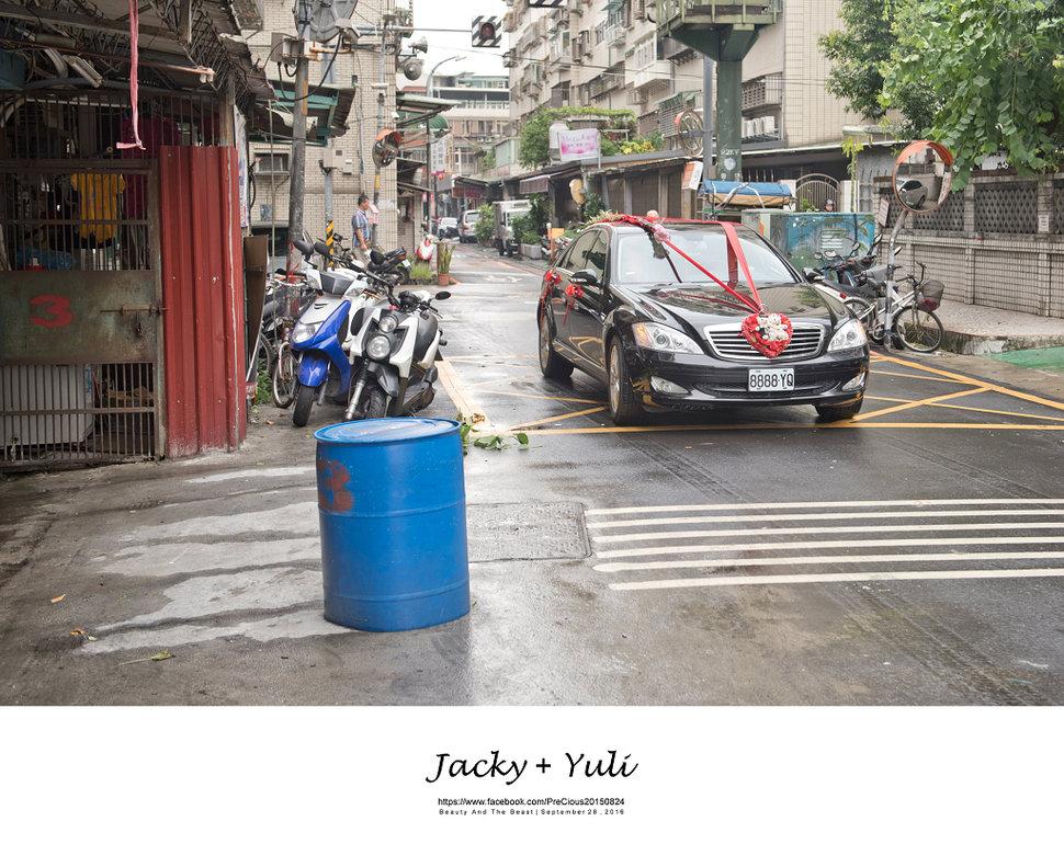 最真實的歡笑與淚水 [Jacky & Yuli 新莊新農園會館](編號:427923) - PreCious波克婚禮攝影工作室 - 結婚吧