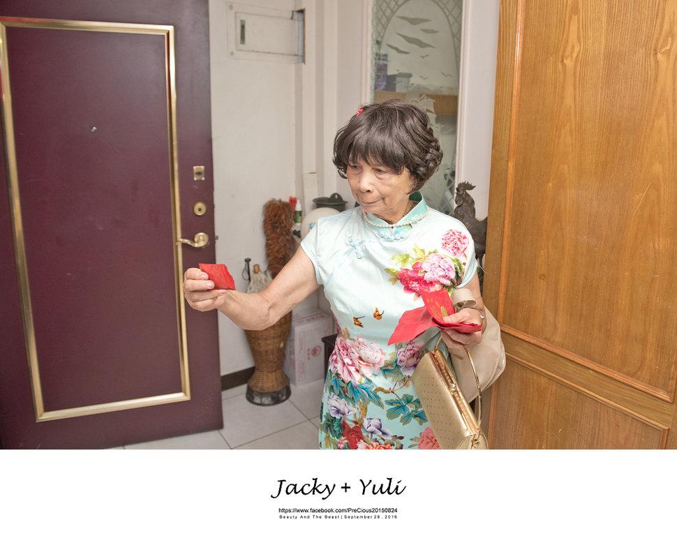 最真實的歡笑與淚水 [Jacky & Yuli 新莊新農園會館](編號:427924) - PreCious波克婚禮攝影工作室 - 結婚吧