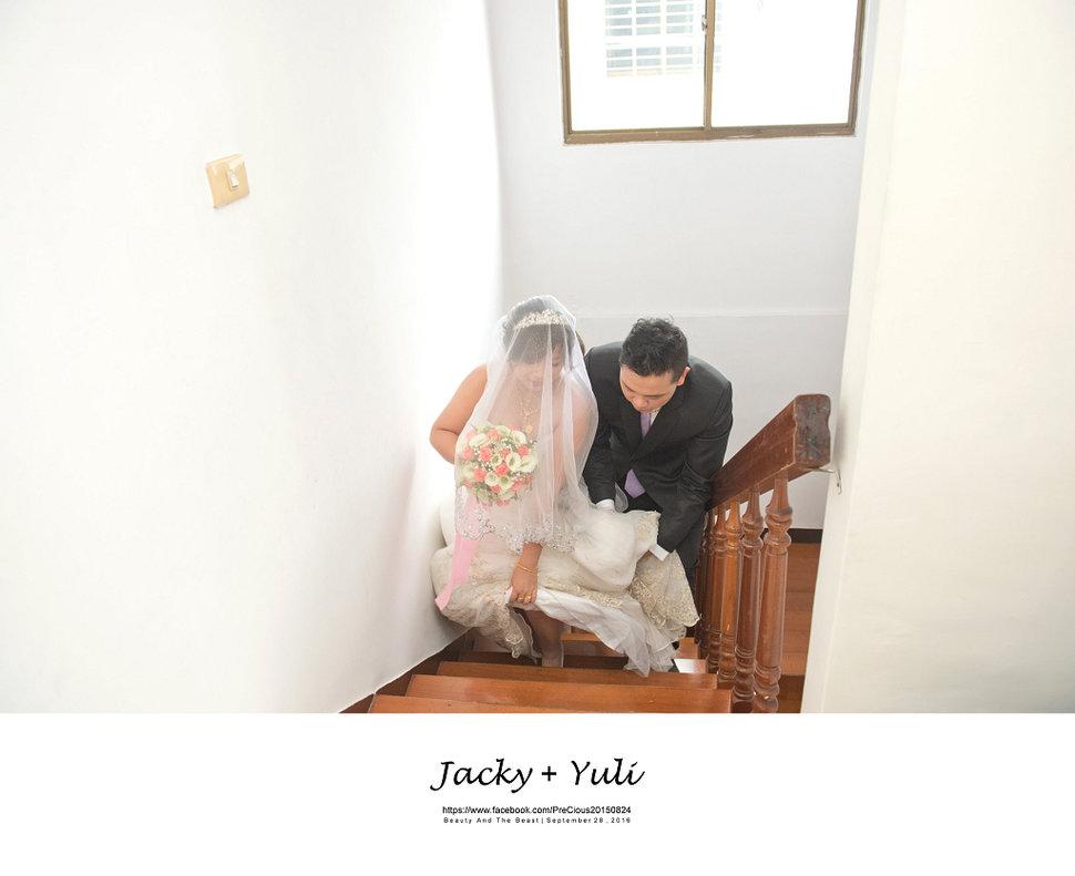 最真實的歡笑與淚水 [Jacky & Yuli 新莊新農園會館](編號:427925) - PreCious波克婚禮攝影工作室 - 結婚吧