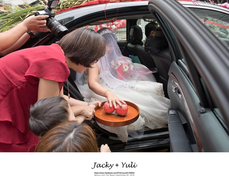 最真實的歡笑與淚水 [Jacky & Yuli 新莊新農園會館](編號:427926) - PreCious波克婚禮攝影工作室 - 結婚吧