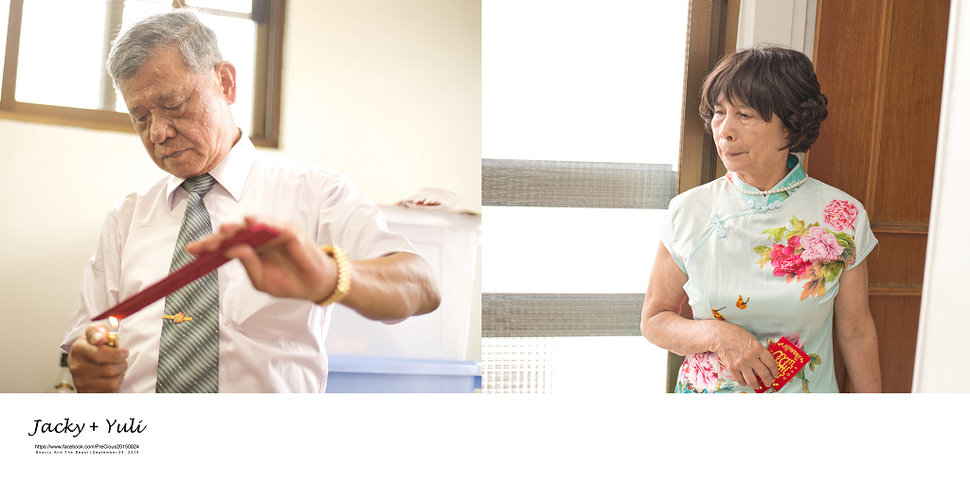 最真實的歡笑與淚水 [Jacky & Yuli 新莊新農園會館](編號:427927) - PreCious波克婚禮攝影工作室 - 結婚吧