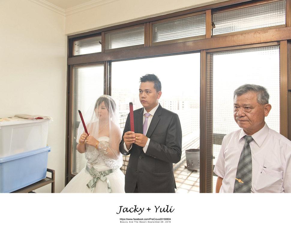 最真實的歡笑與淚水 [Jacky & Yuli 新莊新農園會館](編號:427928) - PreCious波克婚禮攝影工作室 - 結婚吧