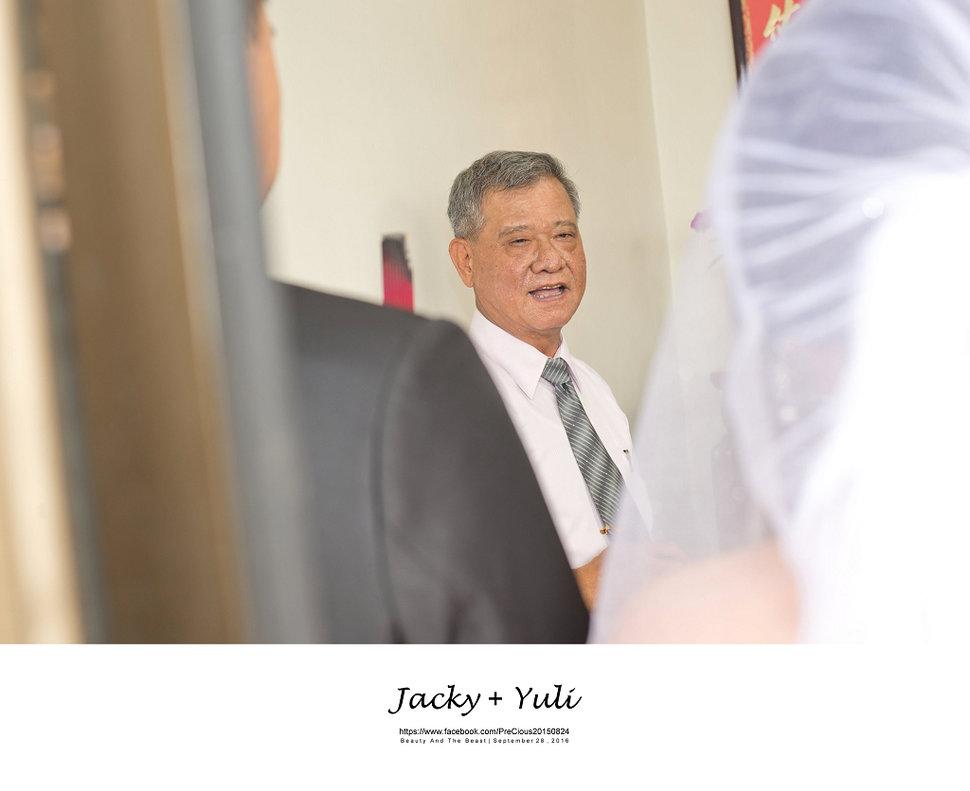 最真實的歡笑與淚水 [Jacky & Yuli 新莊新農園會館](編號:427929) - PreCious波克婚禮攝影工作室 - 結婚吧一站式婚禮服務
