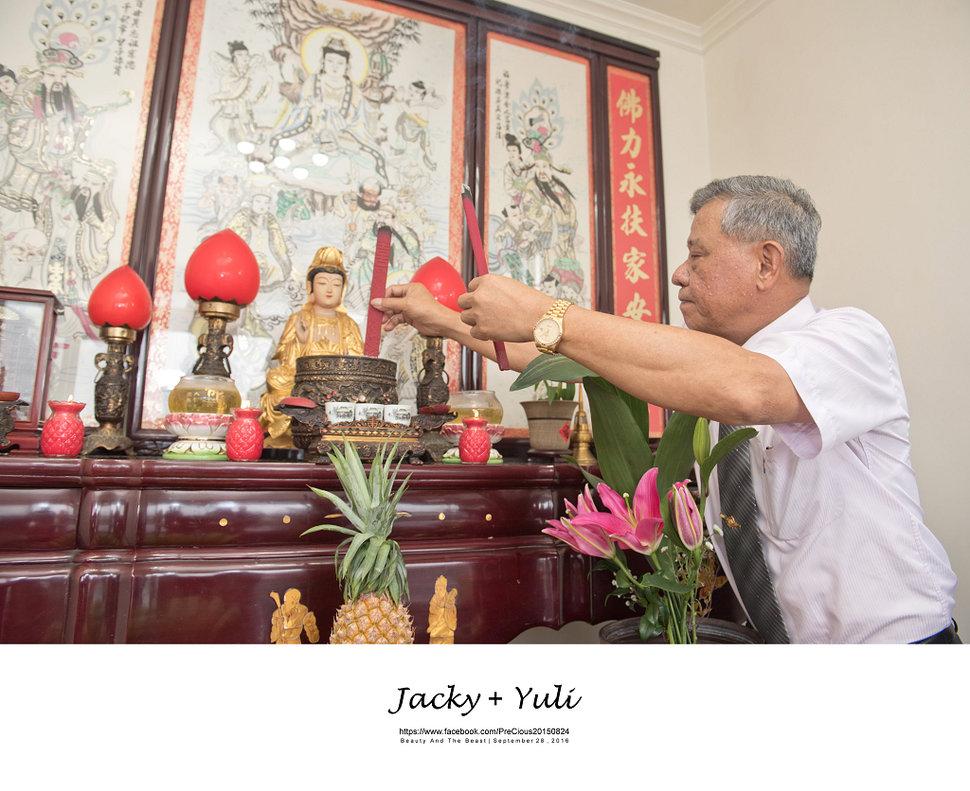 最真實的歡笑與淚水 [Jacky & Yuli 新莊新農園會館](編號:427931) - PreCious波克婚禮攝影工作室 - 結婚吧