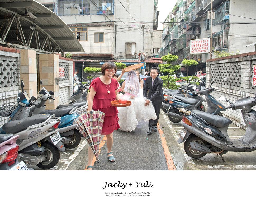 最真實的歡笑與淚水 [Jacky & Yuli 新莊新農園會館](編號:427933) - PreCious波克婚禮攝影工作室 - 結婚吧一站式婚禮服務