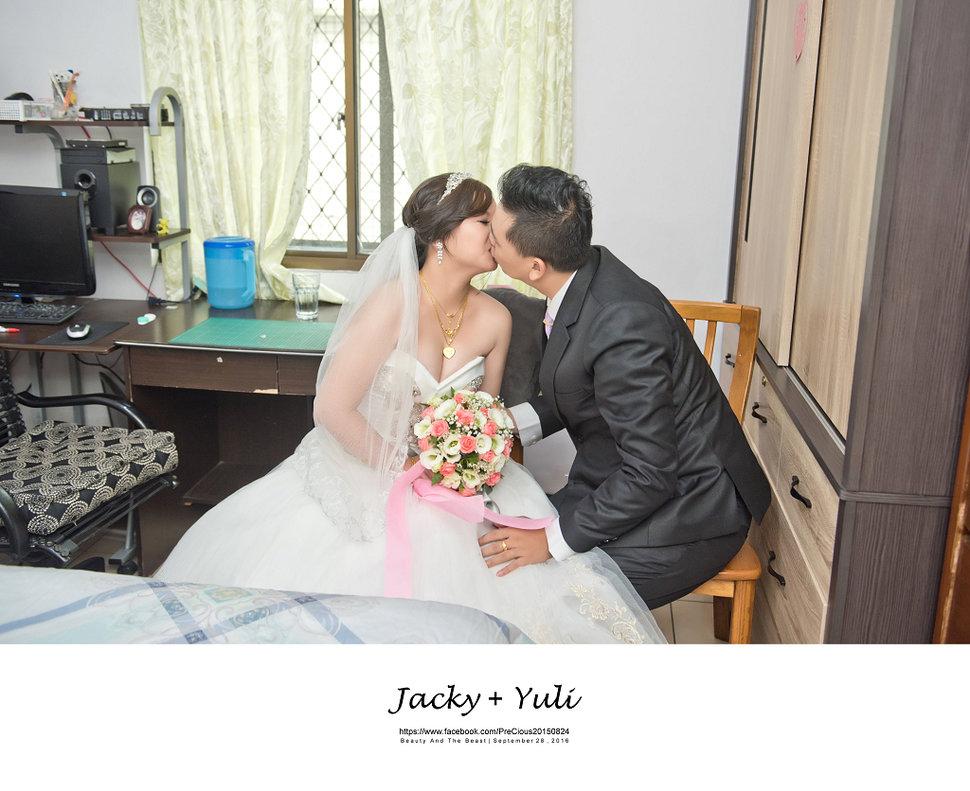 最真實的歡笑與淚水 [Jacky & Yuli 新莊新農園會館](編號:427934) - PreCious波克婚禮攝影工作室 - 結婚吧一站式婚禮服務
