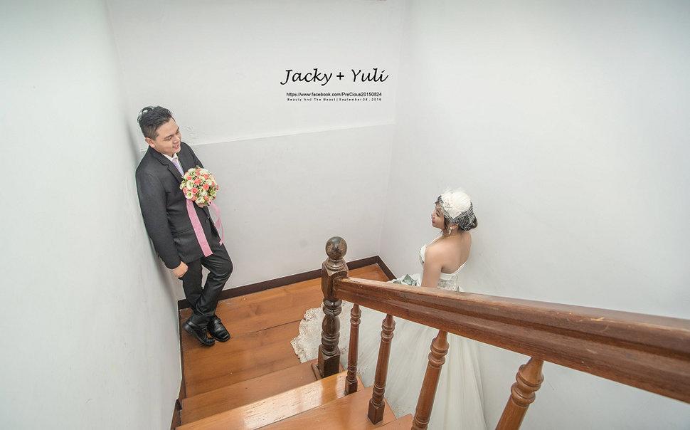 最真實的歡笑與淚水 [Jacky & Yuli 新莊新農園會館](編號:427937) - PreCious波克婚禮攝影工作室 - 結婚吧