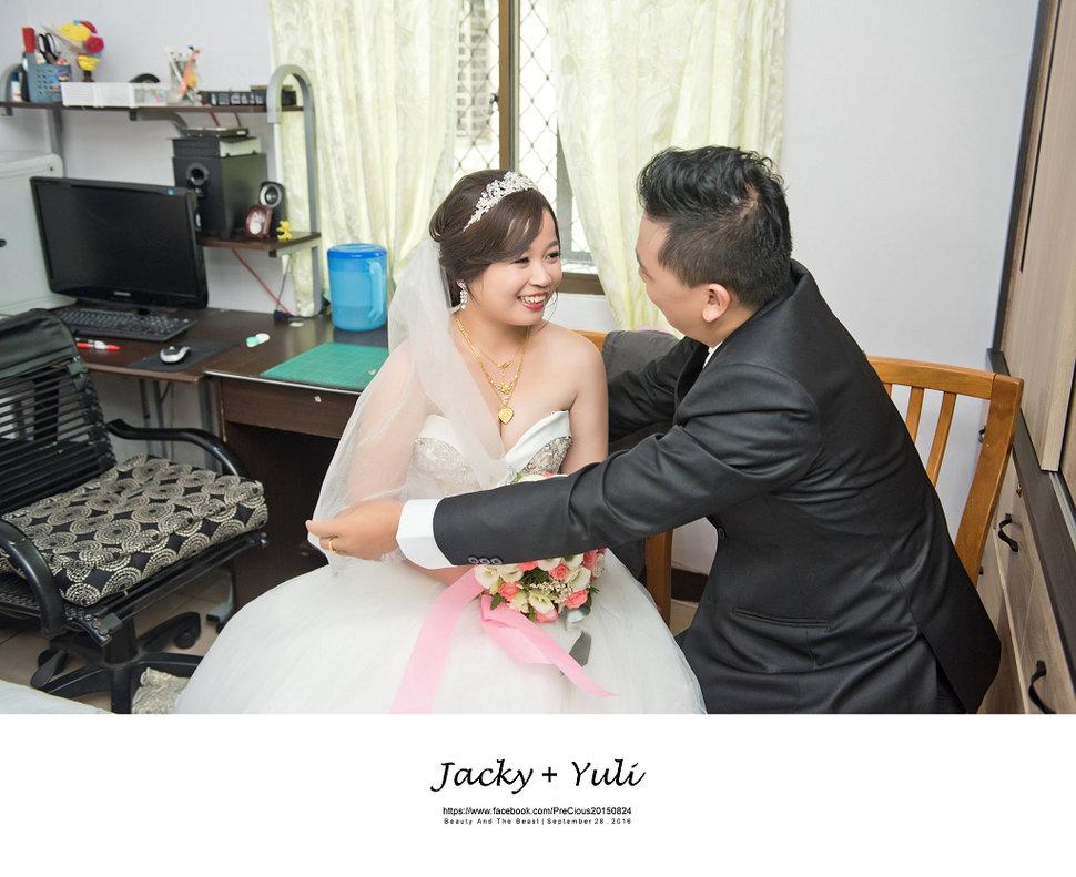 最真實的歡笑與淚水 [Jacky & Yuli 新莊新農園會館](編號:427938) - PreCious波克婚禮攝影工作室 - 結婚吧