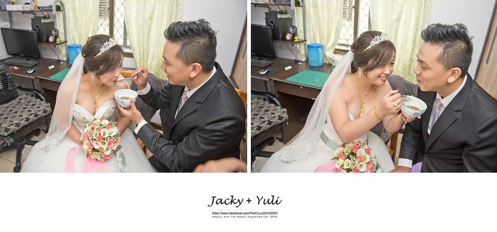 最真實的歡笑與淚水 [Jacky & Yuli 新莊新農園會館](編號:427939) - PreCious波克婚禮攝影工作室 - 結婚吧一站式婚禮服務
