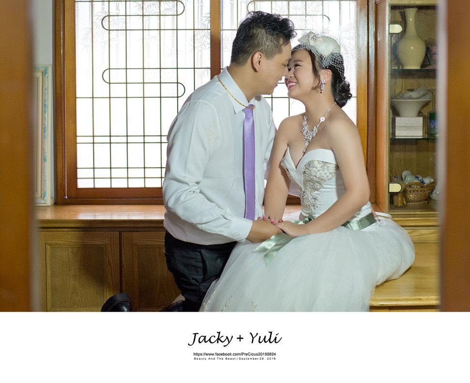 最真實的歡笑與淚水 [Jacky & Yuli 新莊新農園會館](編號:427940) - PreCious波克婚禮攝影工作室 - 結婚吧