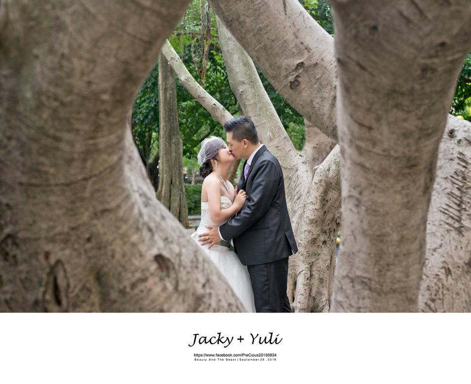 最真實的歡笑與淚水 [Jacky & Yuli 新莊新農園會館](編號:427942) - PreCious波克婚禮攝影工作室 - 結婚吧