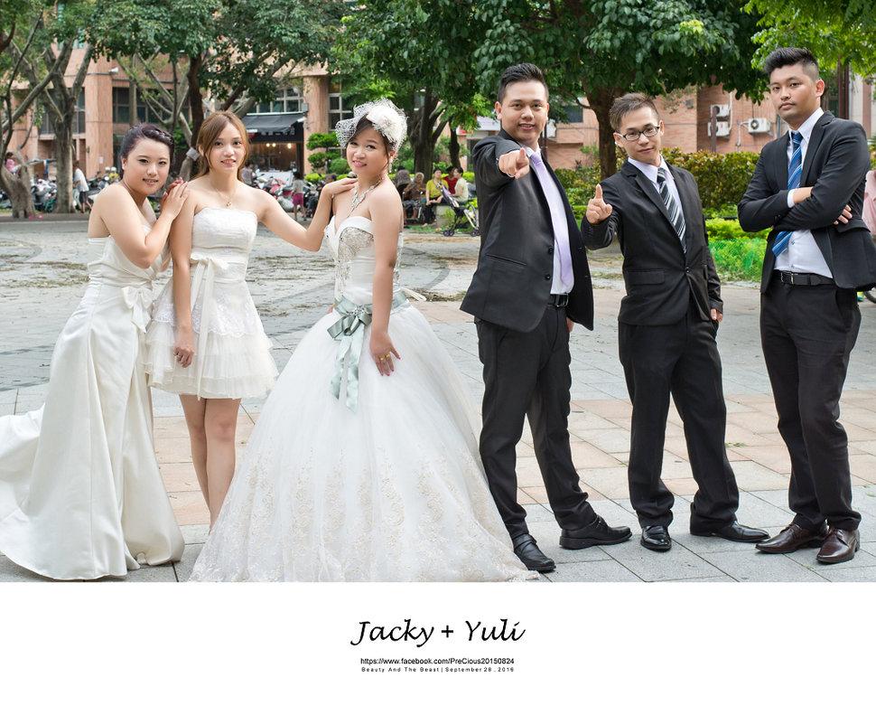 最真實的歡笑與淚水 [Jacky & Yuli 新莊新農園會館](編號:427944) - PreCious波克婚禮攝影工作室 - 結婚吧一站式婚禮服務