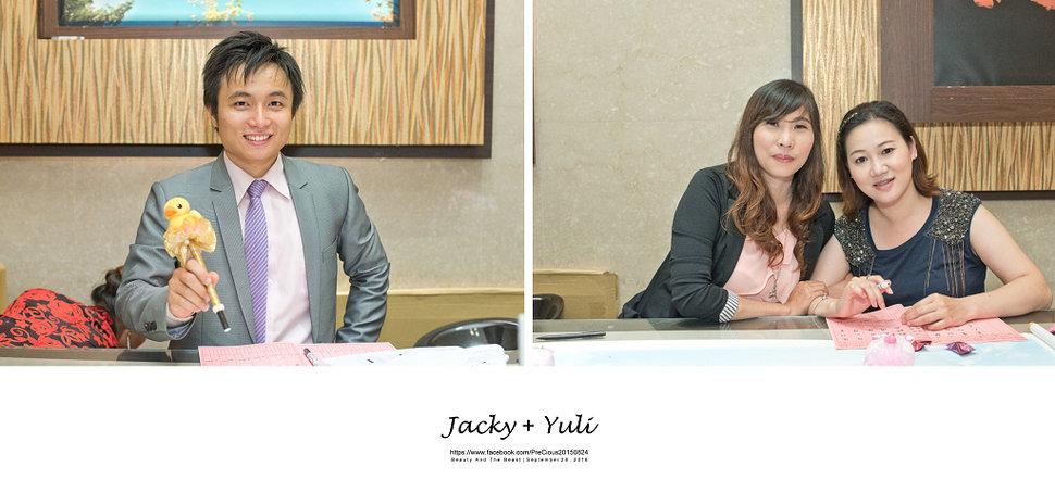 最真實的歡笑與淚水 [Jacky & Yuli 新莊新農園會館](編號:427948) - PreCious波克婚禮攝影工作室 - 結婚吧