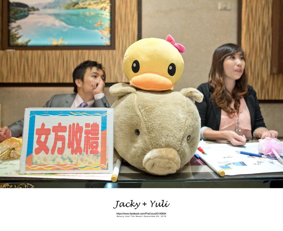 最真實的歡笑與淚水 [Jacky & Yuli 新莊新農園會館](編號:427950) - PreCious波克婚禮攝影工作室 - 結婚吧
