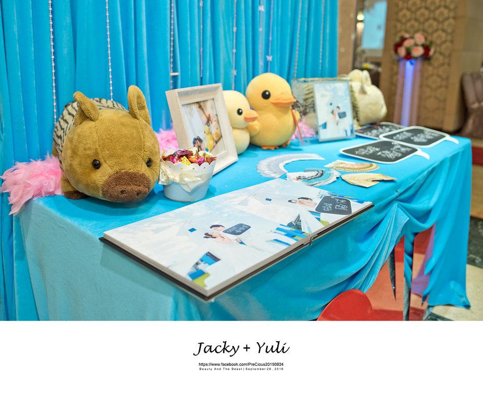 最真實的歡笑與淚水 [Jacky & Yuli 新莊新農園會館](編號:427951) - PreCious波克婚禮攝影工作室 - 結婚吧