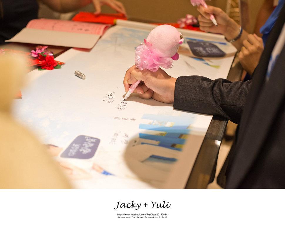 最真實的歡笑與淚水 [Jacky & Yuli 新莊新農園會館](編號:427952) - PreCious波克婚禮攝影工作室 - 結婚吧一站式婚禮服務
