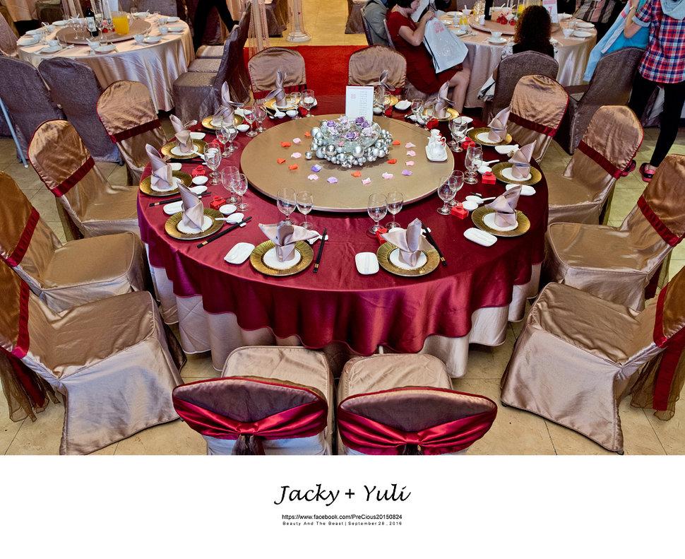 最真實的歡笑與淚水 [Jacky & Yuli 新莊新農園會館](編號:427953) - PreCious波克婚禮攝影工作室 - 結婚吧