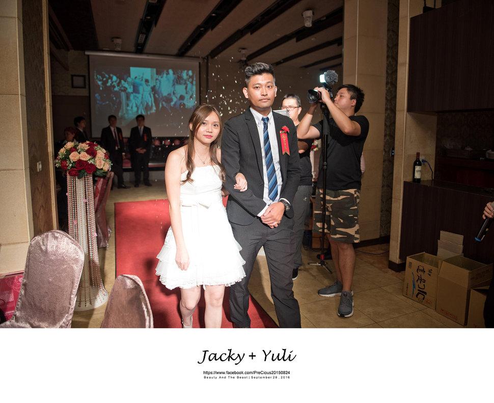 最真實的歡笑與淚水 [Jacky & Yuli 新莊新農園會館](編號:427958) - PreCious波克婚禮攝影工作室 - 結婚吧