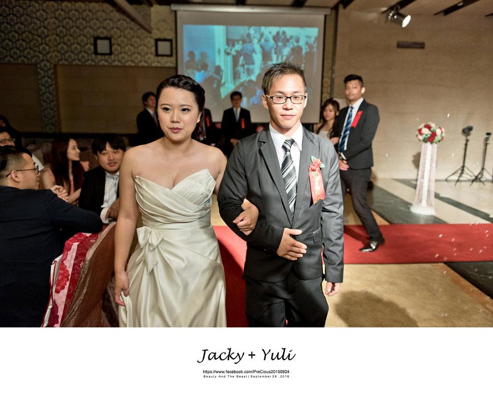 最真實的歡笑與淚水 [Jacky & Yuli 新莊新農園會館](編號:427959) - PreCious波克婚禮攝影工作室 - 結婚吧一站式婚禮服務