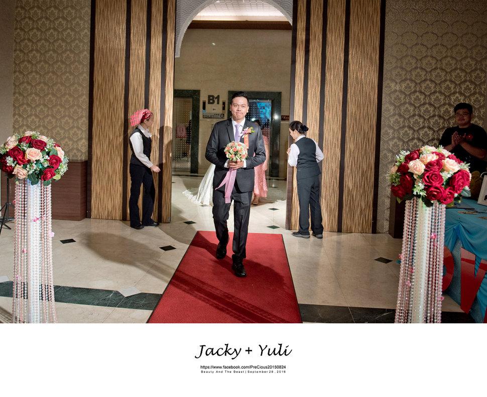 最真實的歡笑與淚水 [Jacky & Yuli 新莊新農園會館](編號:427961) - PreCious波克婚禮攝影工作室 - 結婚吧