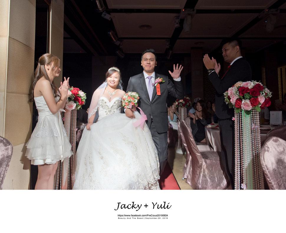 最真實的歡笑與淚水 [Jacky & Yuli 新莊新農園會館](編號:427963) - PreCious波克婚禮攝影工作室 - 結婚吧一站式婚禮服務