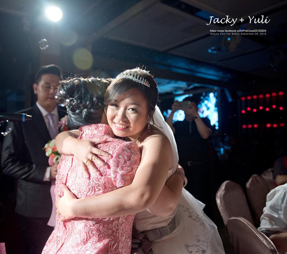 最真實的歡笑與淚水 [Jacky & Yuli 新莊新農園會館](編號:427964) - PreCious波克婚禮攝影工作室 - 結婚吧一站式婚禮服務