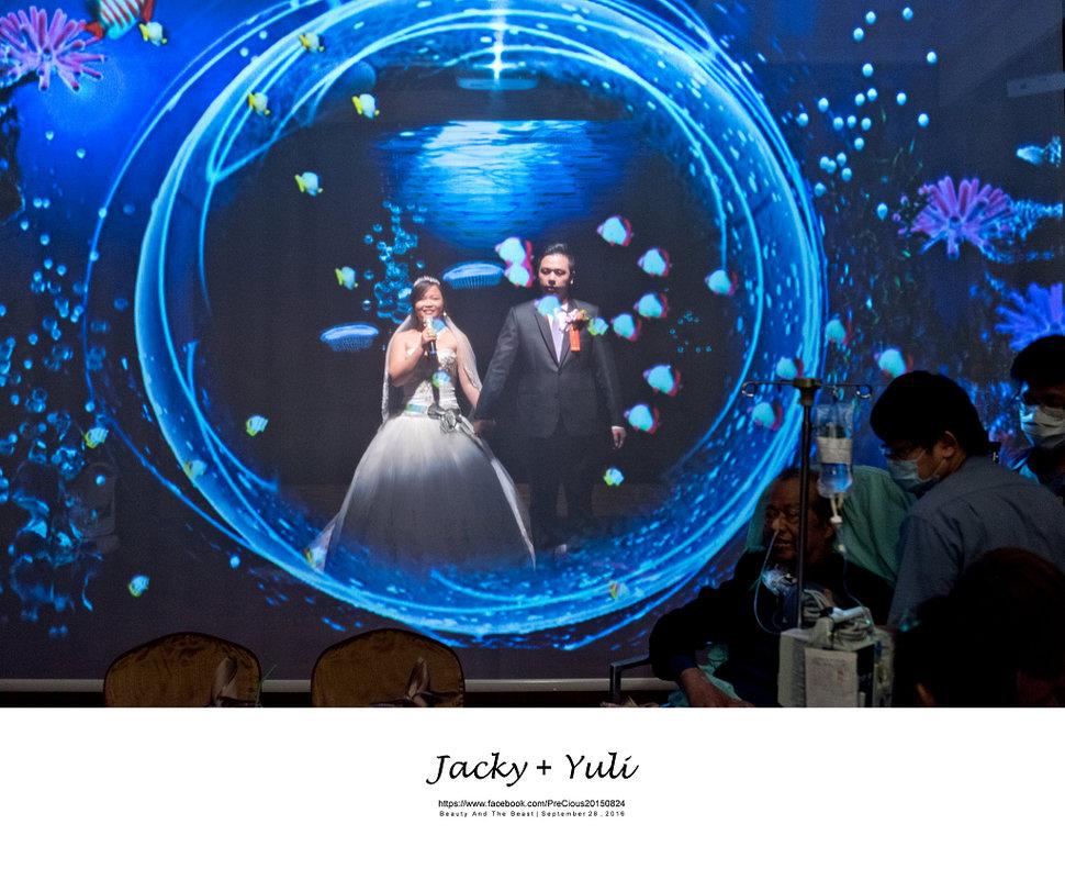 最真實的歡笑與淚水 [Jacky & Yuli 新莊新農園會館](編號:427967) - PreCious波克婚禮攝影工作室 - 結婚吧一站式婚禮服務