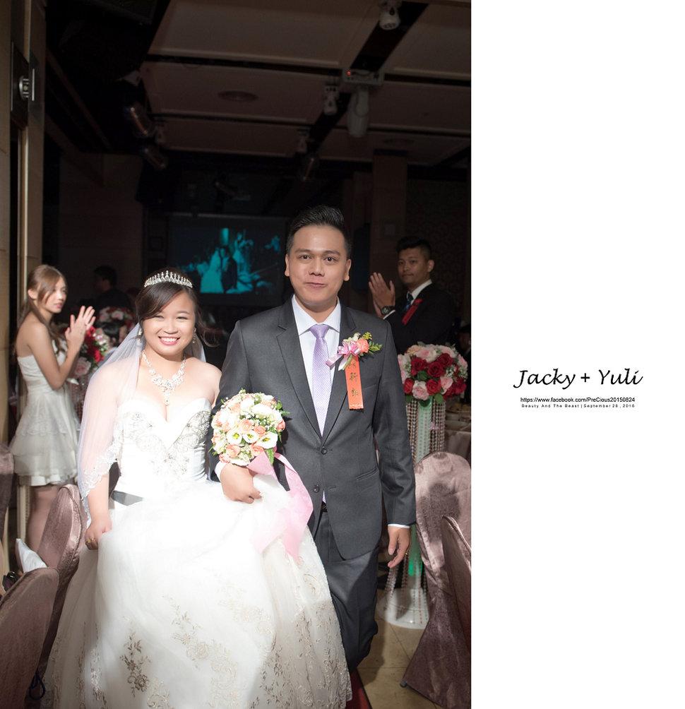 最真實的歡笑與淚水 [Jacky & Yuli 新莊新農園會館](編號:427968) - PreCious波克婚禮攝影工作室 - 結婚吧一站式婚禮服務