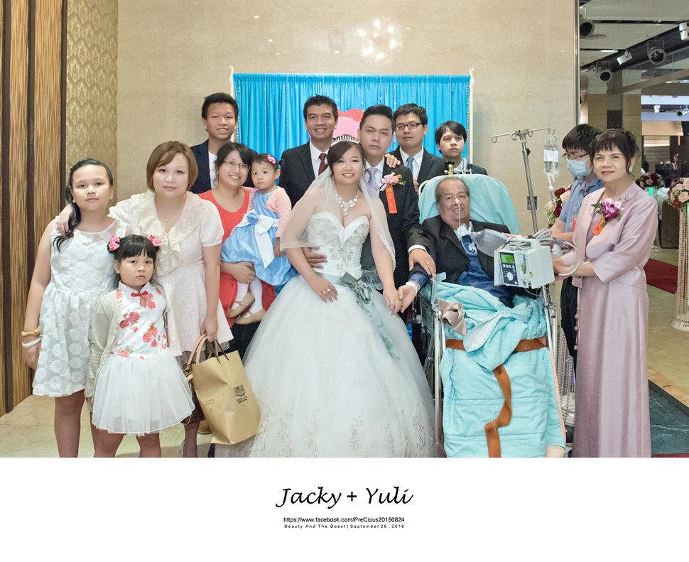 最真實的歡笑與淚水 [Jacky & Yuli 新莊新農園會館](編號:427971) - PreCious波克婚禮攝影工作室 - 結婚吧
