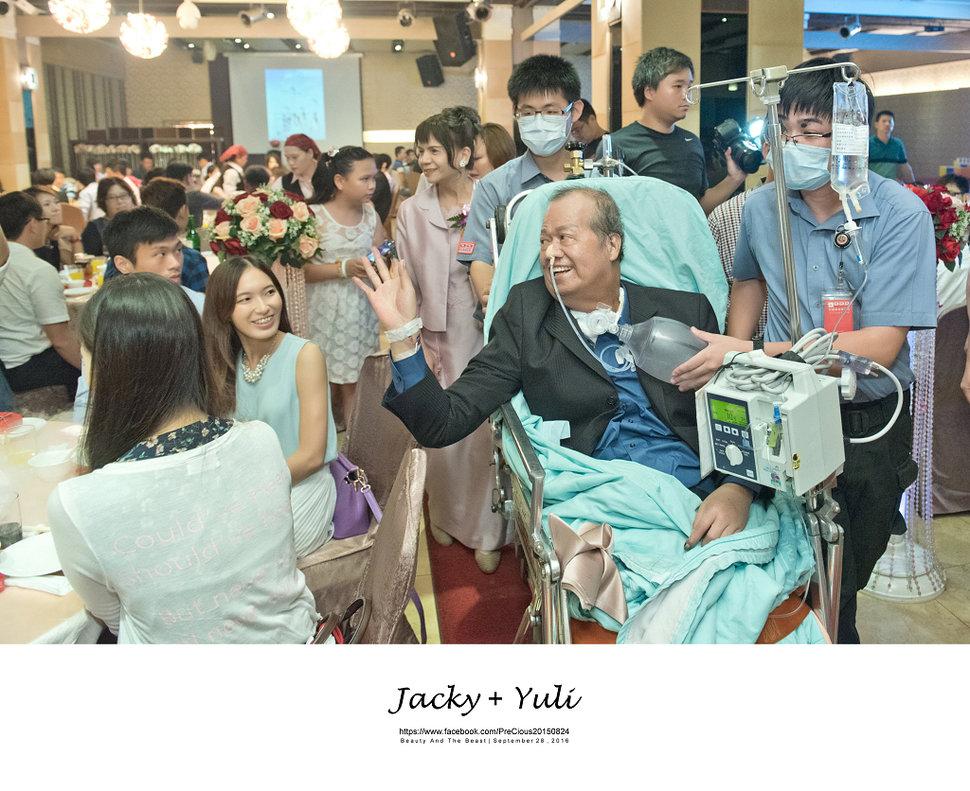 最真實的歡笑與淚水 [Jacky & Yuli 新莊新農園會館](編號:427973) - PreCious波克婚禮攝影工作室 - 結婚吧