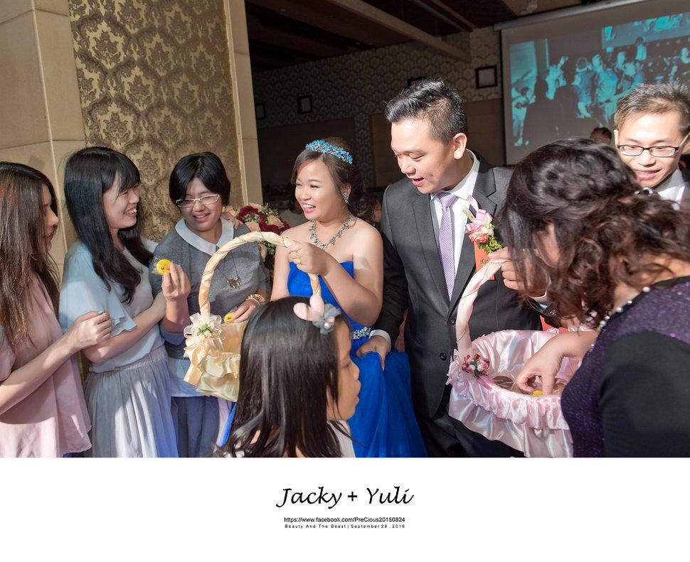 最真實的歡笑與淚水 [Jacky & Yuli 新莊新農園會館](編號:427975) - PreCious波克婚禮攝影工作室 - 結婚吧