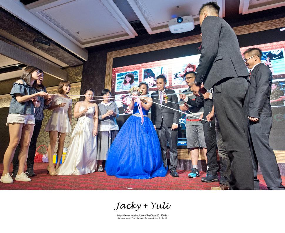 最真實的歡笑與淚水 [Jacky & Yuli 新莊新農園會館](編號:427980) - PreCious波克婚禮攝影工作室 - 結婚吧