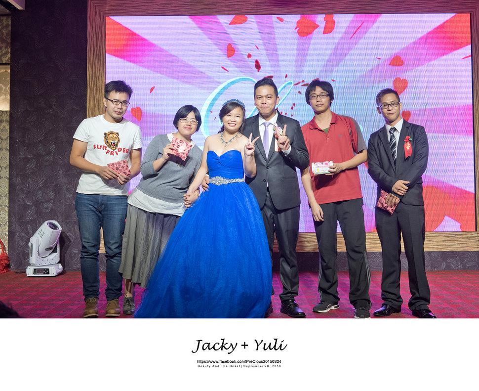 最真實的歡笑與淚水 [Jacky & Yuli 新莊新農園會館](編號:427983) - PreCious波克婚禮攝影工作室 - 結婚吧