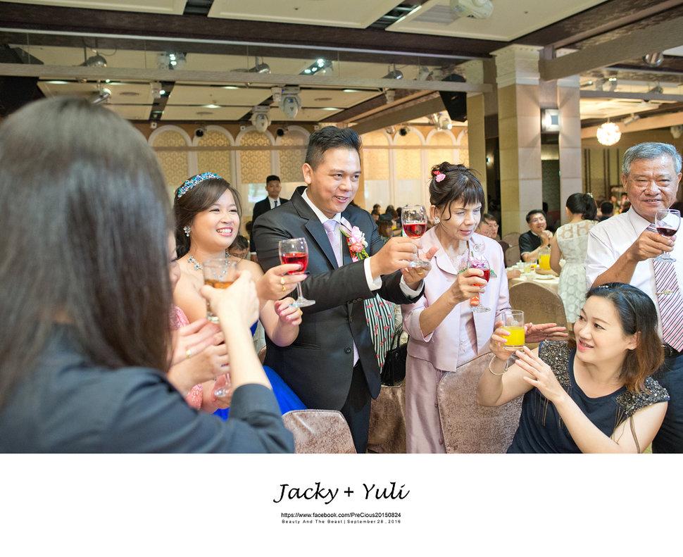 最真實的歡笑與淚水 [Jacky & Yuli 新莊新農園會館](編號:427984) - PreCious波克婚禮攝影工作室 - 結婚吧一站式婚禮服務