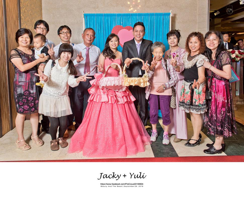 最真實的歡笑與淚水 [Jacky & Yuli 新莊新農園會館](編號:427987) - PreCious波克婚禮攝影工作室 - 結婚吧
