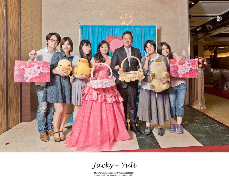 最真實的歡笑與淚水 [Jacky & Yuli 新莊新農園會館](編號:427988) - PreCious波克婚禮攝影工作室 - 結婚吧一站式婚禮服務