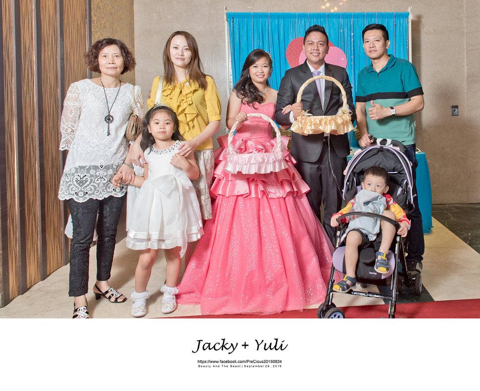 最真實的歡笑與淚水 [Jacky & Yuli 新莊新農園會館](編號:427989) - PreCious波克婚禮攝影工作室 - 結婚吧