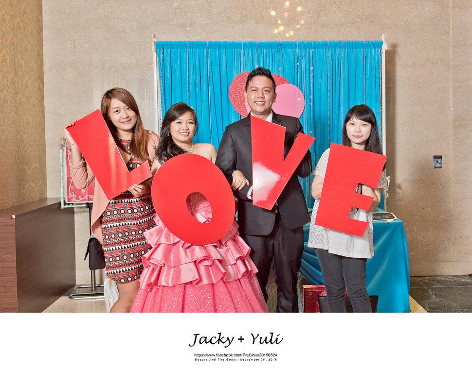 最真實的歡笑與淚水 [Jacky & Yuli 新莊新農園會館](編號:427990) - PreCious波克婚禮攝影工作室 - 結婚吧