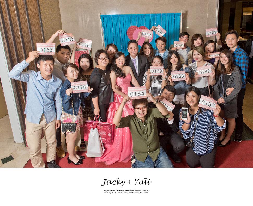 最真實的歡笑與淚水 [Jacky & Yuli 新莊新農園會館](編號:427992) - PreCious波克婚禮攝影工作室 - 結婚吧一站式婚禮服務