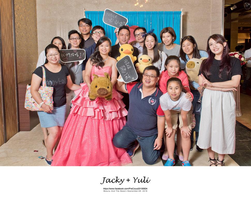 最真實的歡笑與淚水 [Jacky & Yuli 新莊新農園會館](編號:427993) - PreCious波克婚禮攝影工作室 - 結婚吧一站式婚禮服務