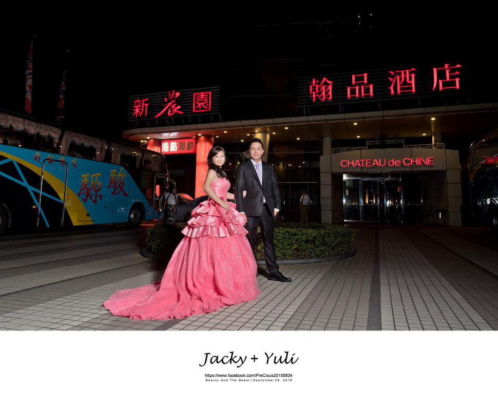 最真實的歡笑與淚水 [Jacky & Yuli 新莊新農園會館](編號:427994) - PreCious波克婚禮攝影工作室 - 結婚吧一站式婚禮服務