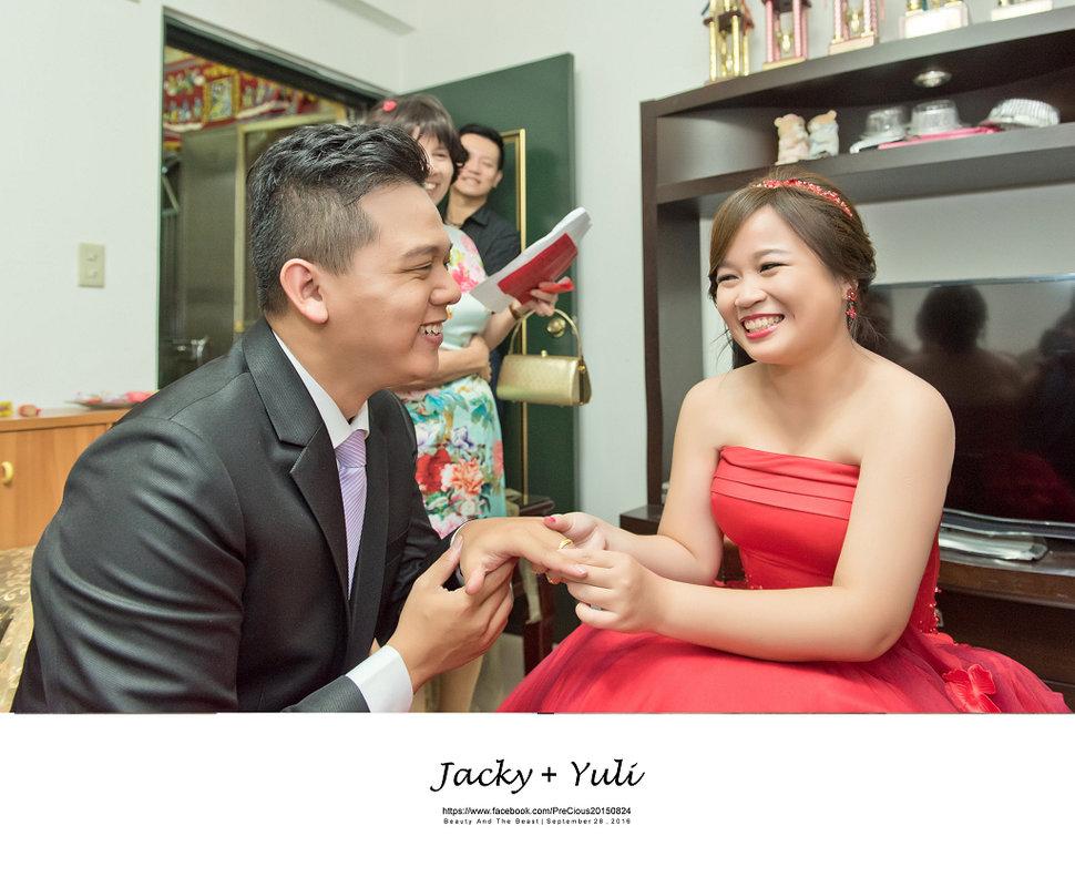 最真實的歡笑與淚水 [Jacky & Yuli 新莊新農園會館](編號:427998) - PreCious波克婚禮攝影工作室 - 結婚吧