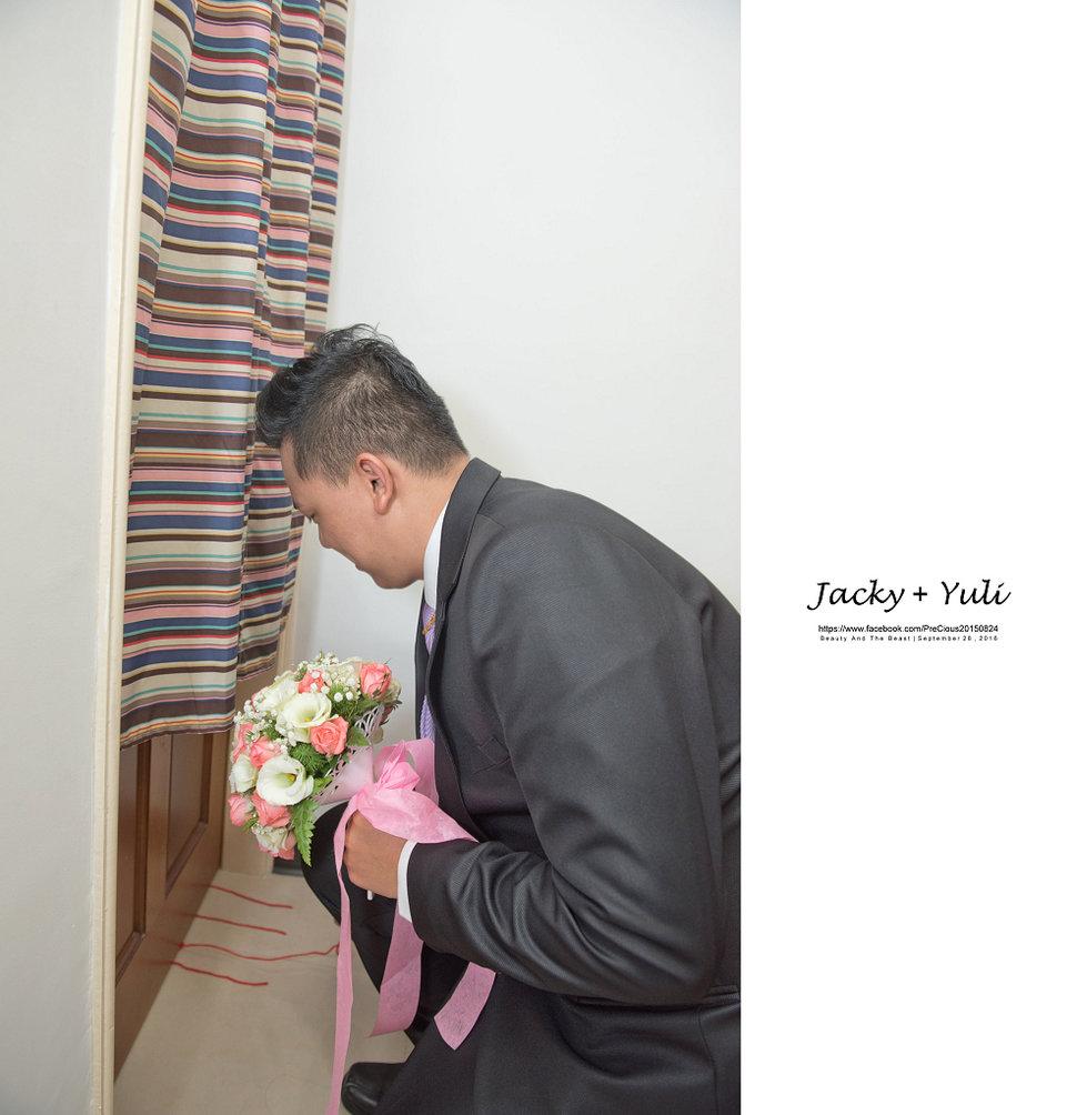 最真實的歡笑與淚水 [Jacky & Yuli 新莊新農園會館](編號:427999) - PreCious波克婚禮攝影工作室 - 結婚吧