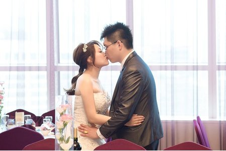 鈺翔&珮馨 [台北京華城臻愛婚宴會館]